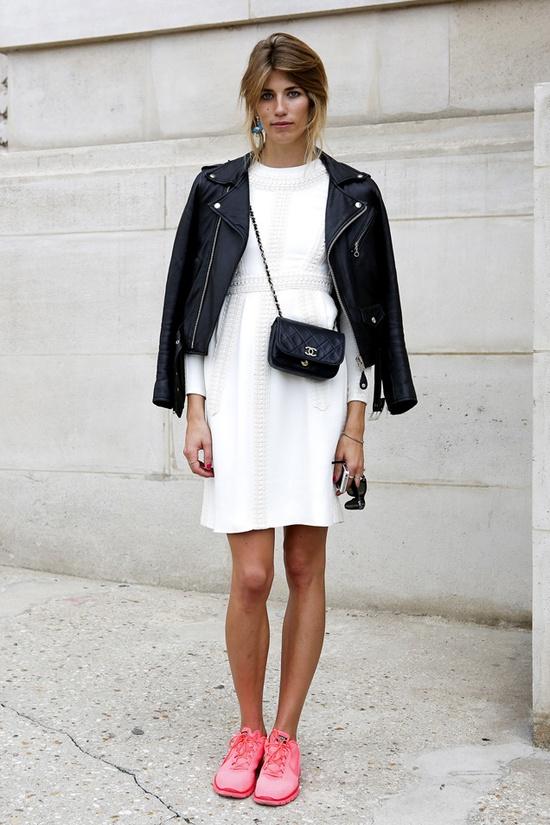 Dresses+ sneaker 2